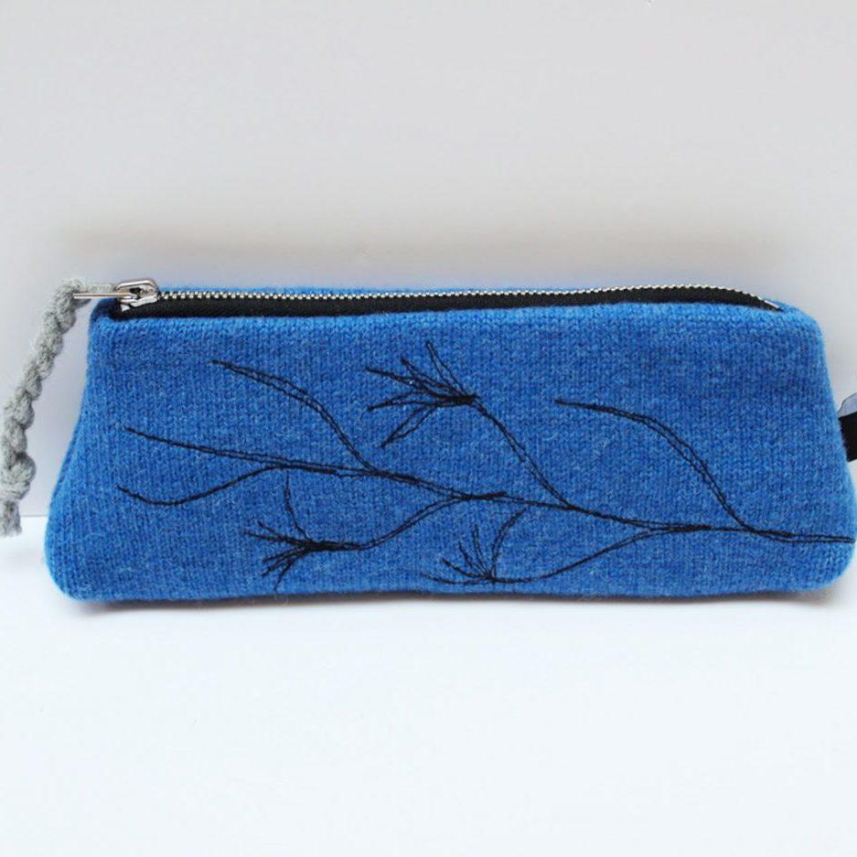 cornflower pencil case