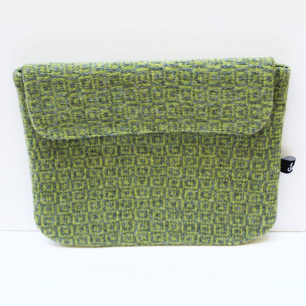 green ipad