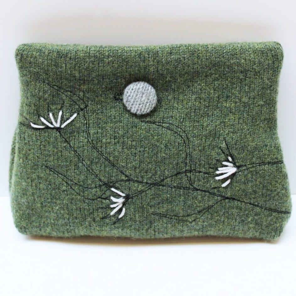 thyme purse